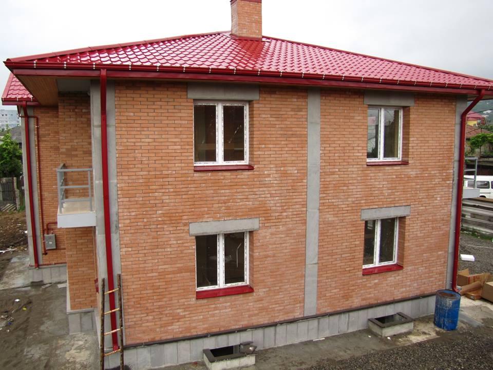შვეიცარიის საელჩოს მიერ შეკვეთით ჩვენი აშენებული სოციალური სახლი. თავიდან ბოლომდე ჩვენი ნამუშევარი
